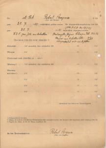 Überweisung -RS - 1941 001