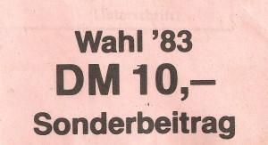 83 sonder 1000 001