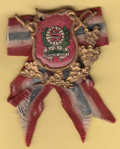 ARB Nadel mit Fahne