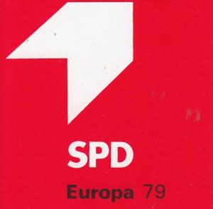 Aufkleber Europa 79 01