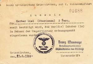 Ausweis 1944