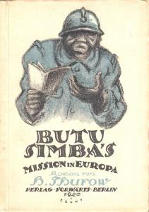 BUTU Buch
