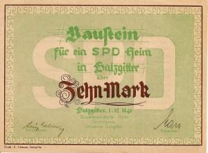 Baustein - Salzgitter VS 001