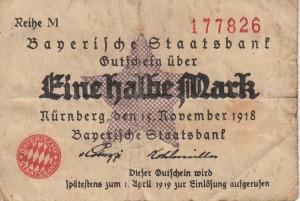 Bayern Halbe Mark VS