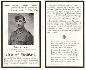 Beissel Tod Breinig 1