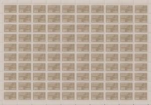 Beitragsmarken - 1993 - 5 + 2 001