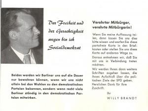 Brandt Werbekarte 001