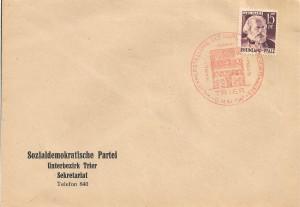 Briefumschlag Trier 001