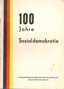 Chronik Düren 100 001