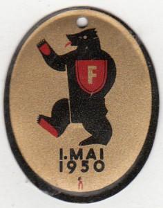 DGB Pin 1950