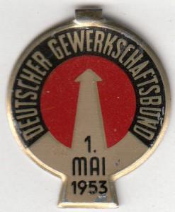 DGB Pin 1953