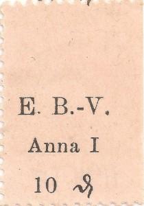 EBV LA 10 001