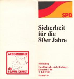 Einladung AFA 1980 1