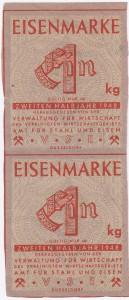 Eisen VSE 1 1948 - 2