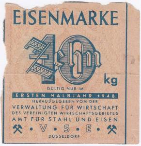 Eisen VSE 10 1948 - 1