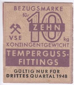 Eisen VSE 10 3Q 1948