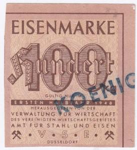 Eisen VSE 100 1948 - 1