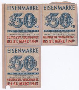 Eisen VSE 50 1948 - 2 verl