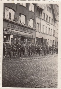 Foto - Reichsbanner - Jena