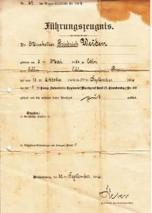 Friedrich weiden Führung