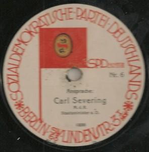 LP Severing vs 001