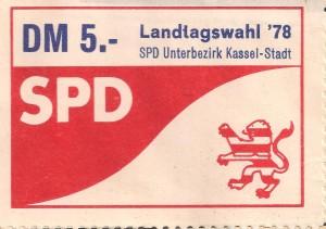 LTW Hessen 78 Kassel 500 001