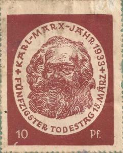 Marx Marke 33 001