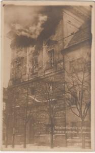 PK Berlin 1919 Marstall