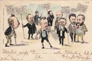 PK diverse Politiker