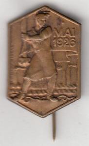 Pin 1 Mai 1926