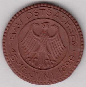 Reichsbanner Meissen Pin RS