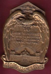 Reichsbanner Pin