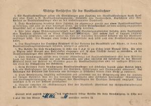 Rundfunkgenehmigung RS 1945 001