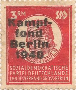 SPD BERLIN RM 300 001