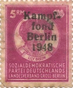 SPD Berlin RM 500 001