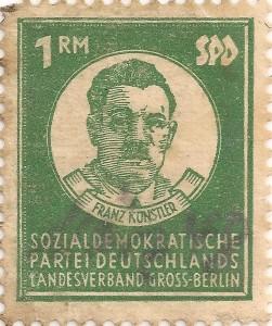 SPD RM BERLIN 100 001