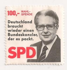 SPD SM Vogel 100 001