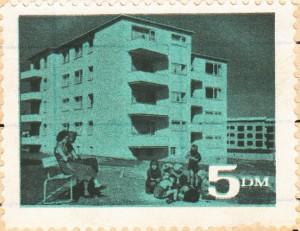 SPD SM Wohnungen 1960 500