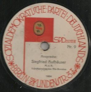 Schellak AFA VS 001
