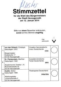 Stimmzettel BM-Wahl 12012014 Herzogenrath_0001