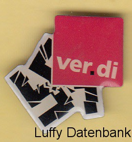 Verdi Anti Nazi Pin