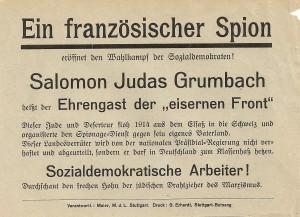Wahlwerbung gegen SPD - ohne Datum 001