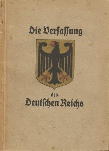 Weimar verfassung 001